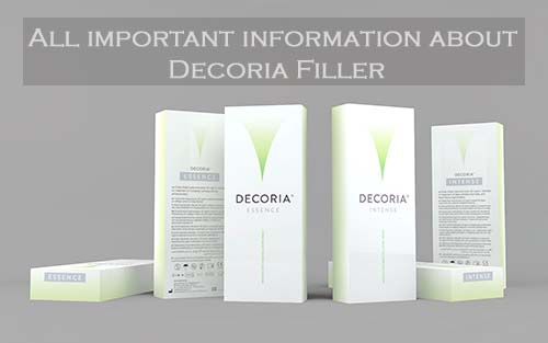 decoria essense and decoria intense